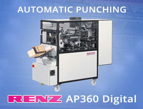 Automatic Punching with the Renz AP360