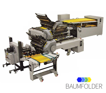 Baum 32 CLFF Continuous Large Format Folder