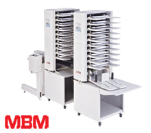 MBM FC 10 Twin Tower Collator