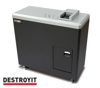 MBM Destroyit Hard Drive Shredder